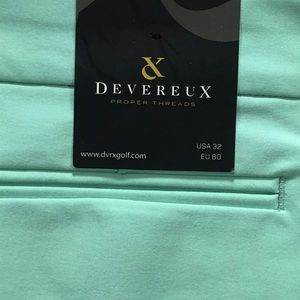 Devereux Proper Threads Golf Casual Shorts 32 New